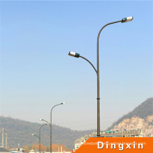 5m Round Conical Taper Street Lighting Pole