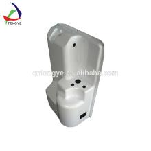 Producir lavamanos de plástico moldeado al vacío