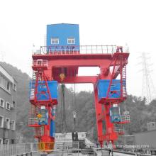 Double Girder Hydropower Station Dam Gate Gantry Crane