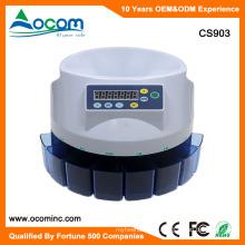 Clasificadora de alta calidad CS903 y máquina contraria de la moneda