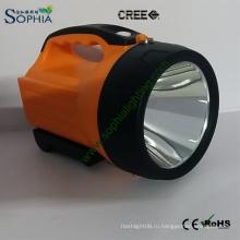 2016 Лучший продавец Новый CREE светодиодный фонарик, самообороны Поиск света с плеча Band
