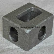 Montaje de la esquina del envase de los recambios de la fundición del metal ISO1161
