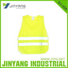 child high vis reflective security vest