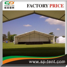 Huge Luxury garden marquee hire tent supplier from gonzhou