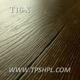 Synchronized Oak Grain HPL sheet for furniture flooring hoem decoration