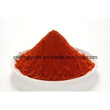 Poudre de paprika rouge déshydratée