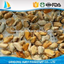 Viande de moules bouillies congelées, Chine, fabricant, fournisseur, exportateur,