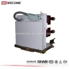 KEMA a témoigné le chariot à déconnexion de moyenne tension de l'appareillage 12KV