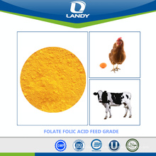 CHINA MANUFACTURER VITAMIN B9 OR FOLATE FOLIC ACID FEED GRADE