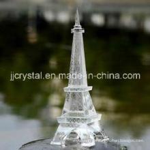 Kristall Eiffel für Tischdekoration