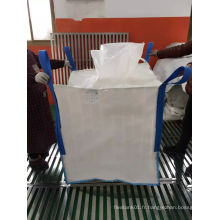 Sac Jumbo pour produits chimiques d'emballage avec déflecteurs internes