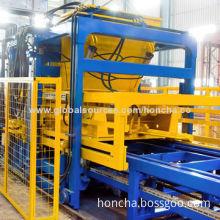 QT9-15 Simple Concrete Block/Paver Production Line, Economic and High-efficiency, Low-investment