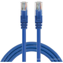 Cable LAN Cat5e / Cat6 UTP 100% alambre de cobre