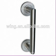 custom stainless steel door pull rubber cabinet shell knob and handle
