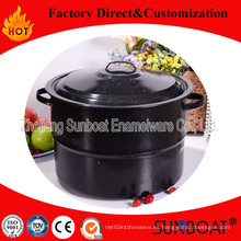 10qt Esmalte Stock Pot Sunboat Houseware Personalizado