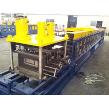 Galvanized steel c channel machine