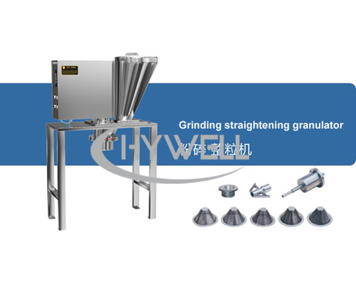 Continuous Granulating Machine