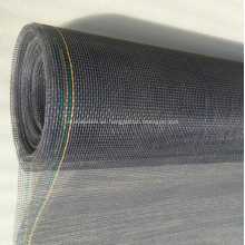 Pantalla de fibra de vidrio de tejido liso a prueba de insectos 5x5