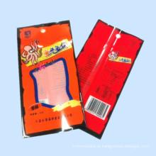 Saco médio plástico do malote do empacotamento de alimento do selo