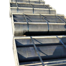 Wholesale price manufactured grade rp 250mm graphite electrode made in China