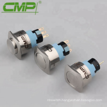 AC 250V 22mm Metal Switch