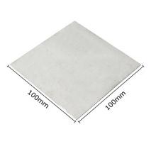 placa de titanio para electrólisis / placa de titanio médica / placas de titanio sin tratar