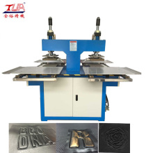 Clothes Emboss Style Label Making Machine