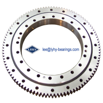 Slewing Ring Bearing with External Gears (RKS. 425060101001)