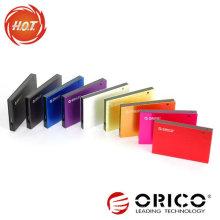 ORICO 2595US 2.5inch externes Festplattengehäuse