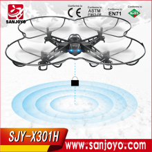 Caliente MJX X301H X-XERIEX WIFI FPV RC Drone Con 720 P HD Cámara Altitude Hold Mode sin Cabeza RC Quadcopter