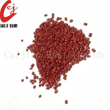 Red Anti-aging Masterbatch Granules