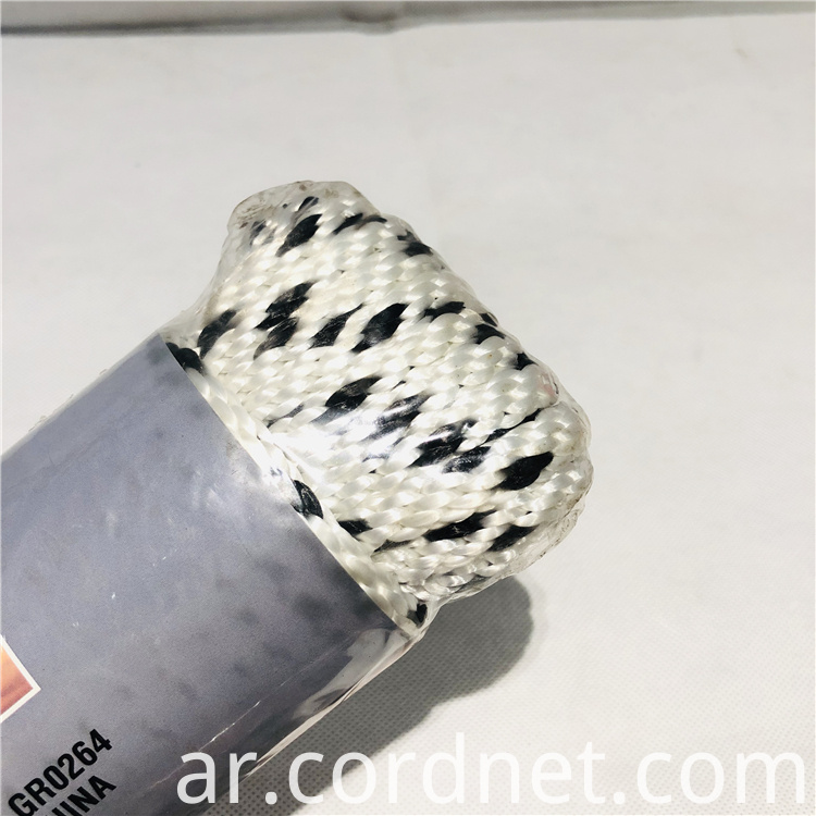 Pp Multifilamen Solid Braid Rope 4
