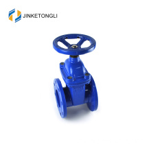JKTLQB030 manual slaid cast iron gate valve mekanikal