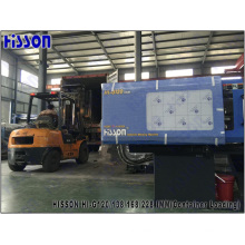 1200kn CE Approved Plastic Injection Molding Machine