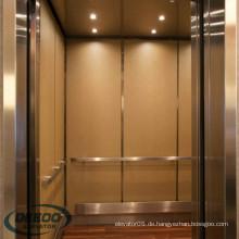 Hotel Small Lift Wohngebäude 6person Passagier 450kg Aufzug