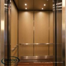 Elevador pequeno do passageiro 450kg da construção residencial 6person do elevador do hotel