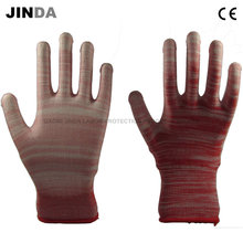 PU Coated Electronic Work Gloves (PU003)