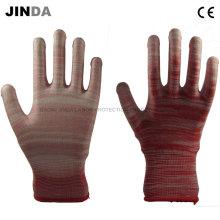Электронные рабочие перчатки с PU-покрытием (PU003)