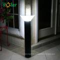 Patriota led portátil iluminación CE Solar bolardo de luz con Panel Solar de 4W