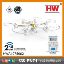 2.4G Quadcopter с 6-осевым гироскопом с подсветкой для зарядного устройства