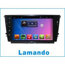 Автомобильный GPS-трекер в GPS-трекере для Lamando 9-дюймовый сенсорный экран