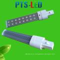 Rápido curado LED UV repuesto G23 9W LED lámpara luz para uñas