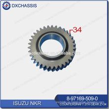 Genuine NKR Countershaft 3RD Gear Z = 34 8-97169-509-0