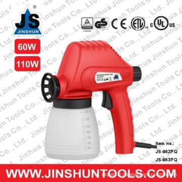 JS 2015 Nouvelle conception peinture solo outils de pulvérisation 110W JS-983PQ