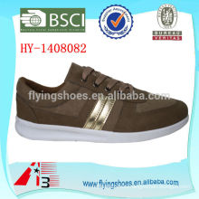 Latest wholesale boy's canvas shoes /China shoes factory