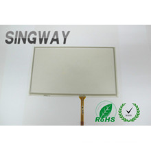 7 Inch Resistive Touch Panel for Security Monitoring System