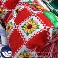 100% polyester Colorful mini matt printed fabric