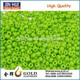 JIN HUI high quality Glass seed Beads with round hole