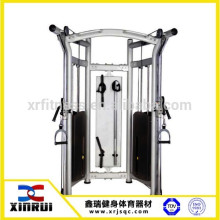 XR3800 Dual pully Functional Trainer Machine xinrui fitness