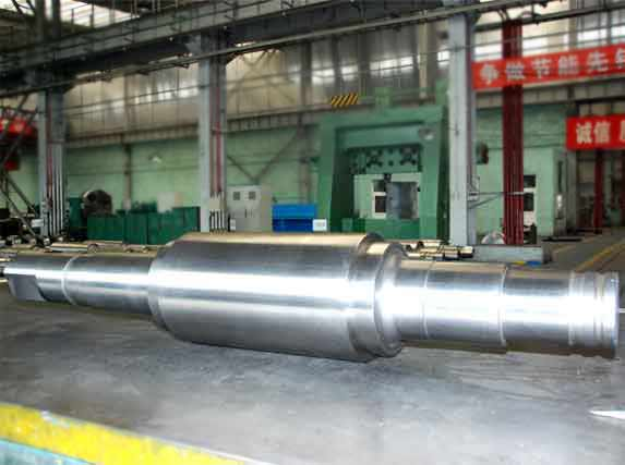 Indefinite Chill Centrifugal Casting Iron Roll 2